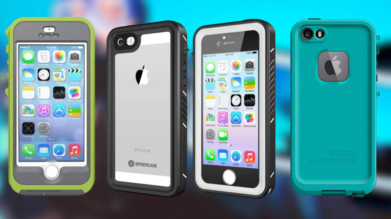 Best iPhone SE, 5s, and iPhone 5 Waterproof Cases
