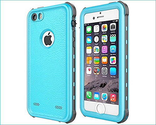 iThrough iPhone 5, 5s, and iPhone SE Waterproof Case