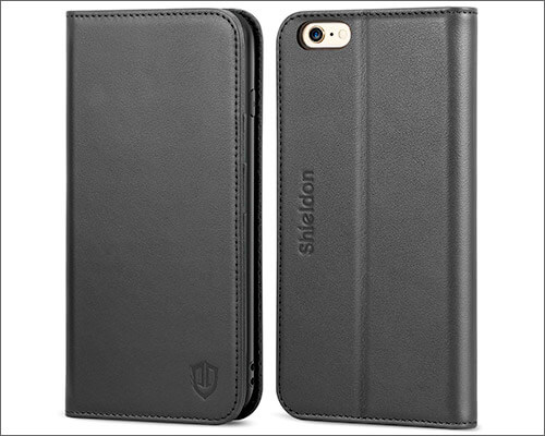 SHIELDON iPhone 6-6s Plus Folio Case