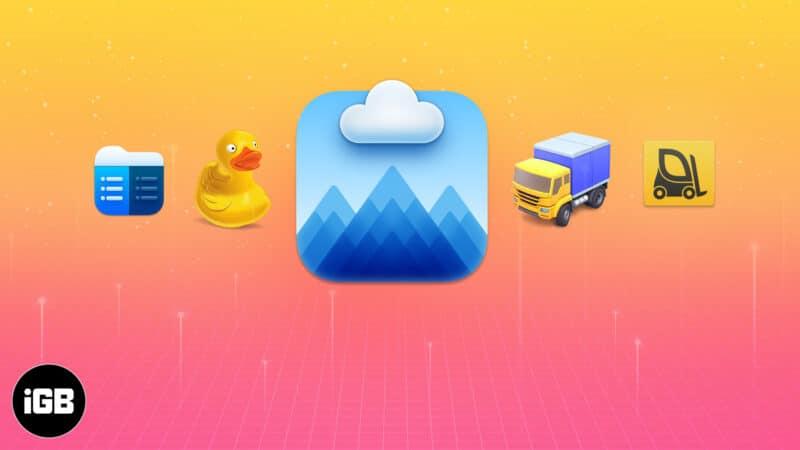 Best FTP clients for Mac