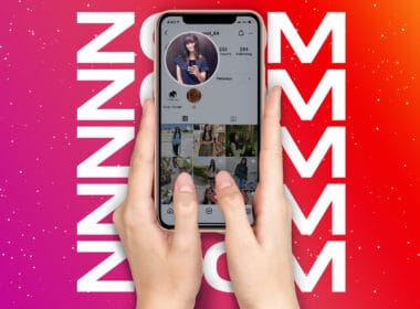 How to zoom-in on Instagram profile picture on iPhone
