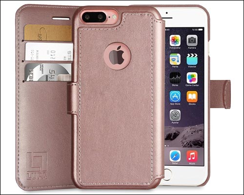 LUPA iPhone 7 Plus Wallet Case