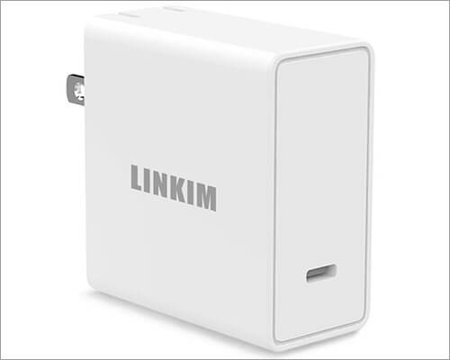 LINKIM USB C Charger for iPhone X, iPhone 8 Plus and iPhone 8