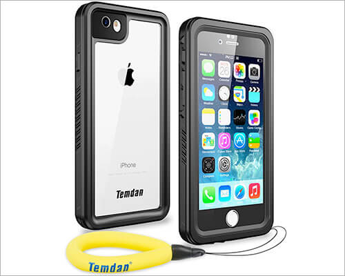 Temdan iPhone 6-6s Waterproof Case