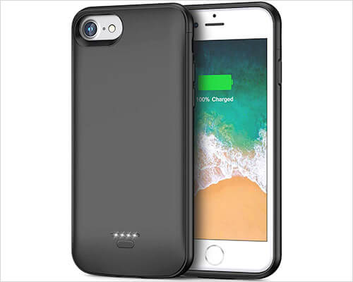 Smiphee iPhone 6-6s Battery Case