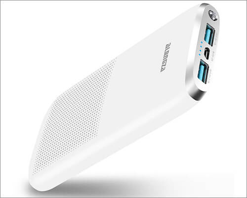 Alongza Power Bank for iPhone Xs, Xs Max, and iPhone XR