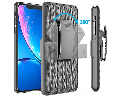 Comsoon iPhone XR Military-grade Case