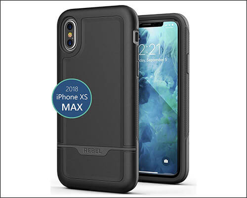 Encased Heavy Duty Military Grade Case for iPhone Xs Max