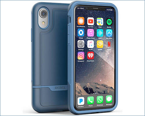 Encased iPhone XR Military-grade Case