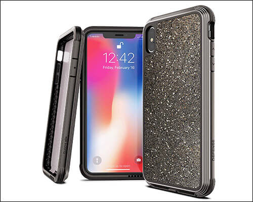 XDoria Military Grade Case for iPhone Xs Max