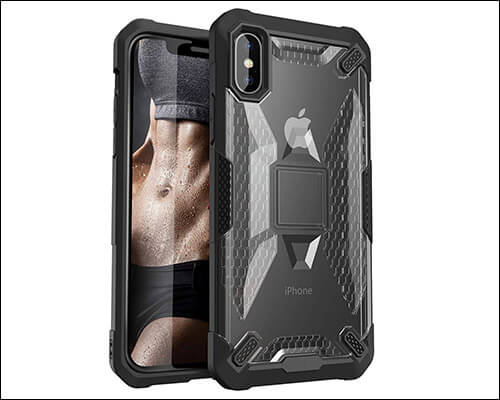 Zisure iPhone Xs Max Military Grade Case