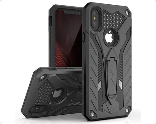 Zizo Kickstand Military Grade Case for iPhone Xs Max