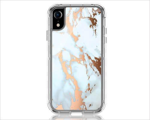 BAISRKE Heavy Duty Case for iPhone XR