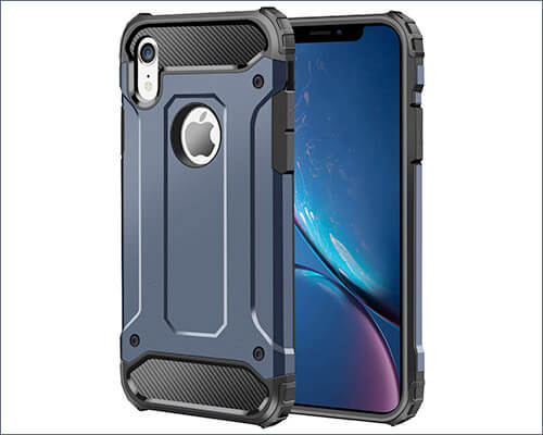 Wollony iPhone XR Heavy Duty Case
