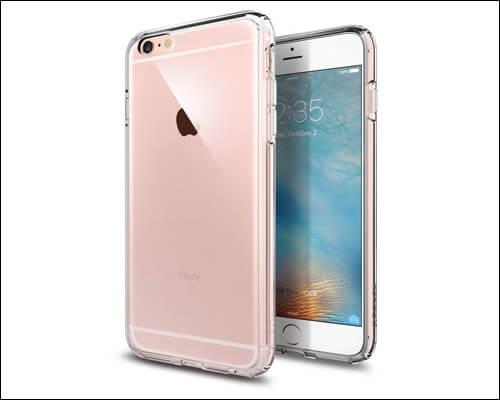 Spigen Ultra Hybrid iPhone 6s Plus Bumper Case