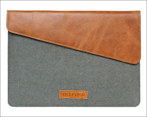 BELFORD iPad Air 3 Leather Sleeve