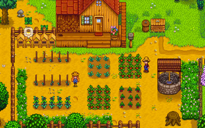 Stardew Valley Mac Game Screenshot