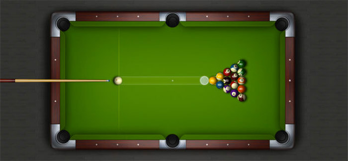 Pooking Billiards City Pool Game App for iPhone and iPad Screenshot