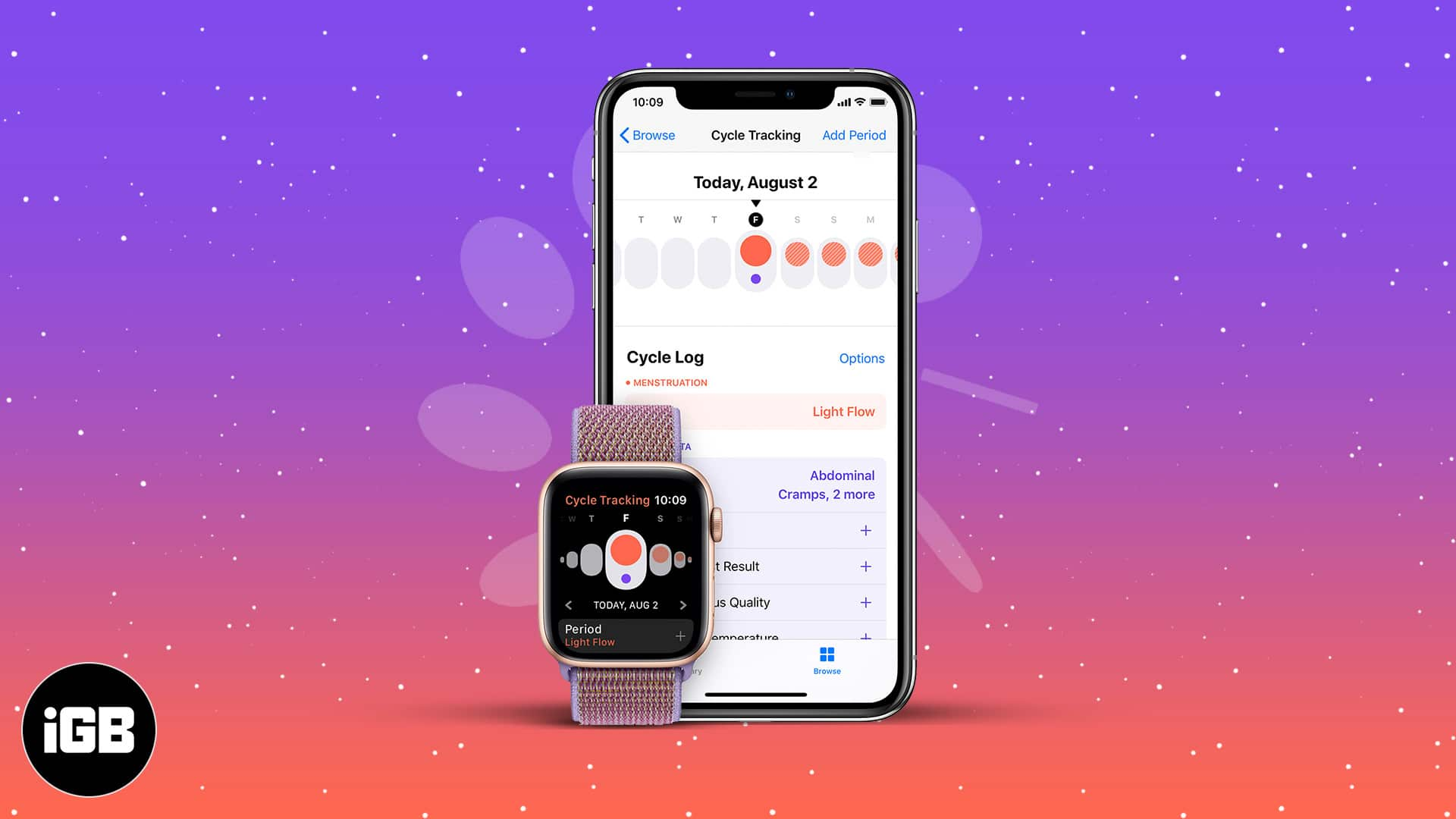 How to use Cycle Tracking on Apple Watch and iPhone