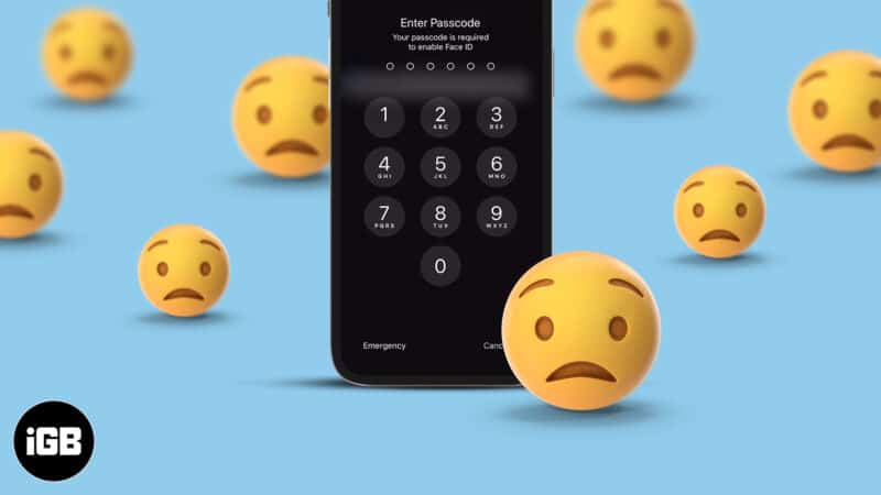 How to reset forgotten iPhone passcode without losing data