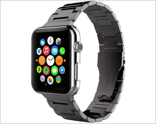 Oittm Apple Watch Series 4 Stainless Steel Band