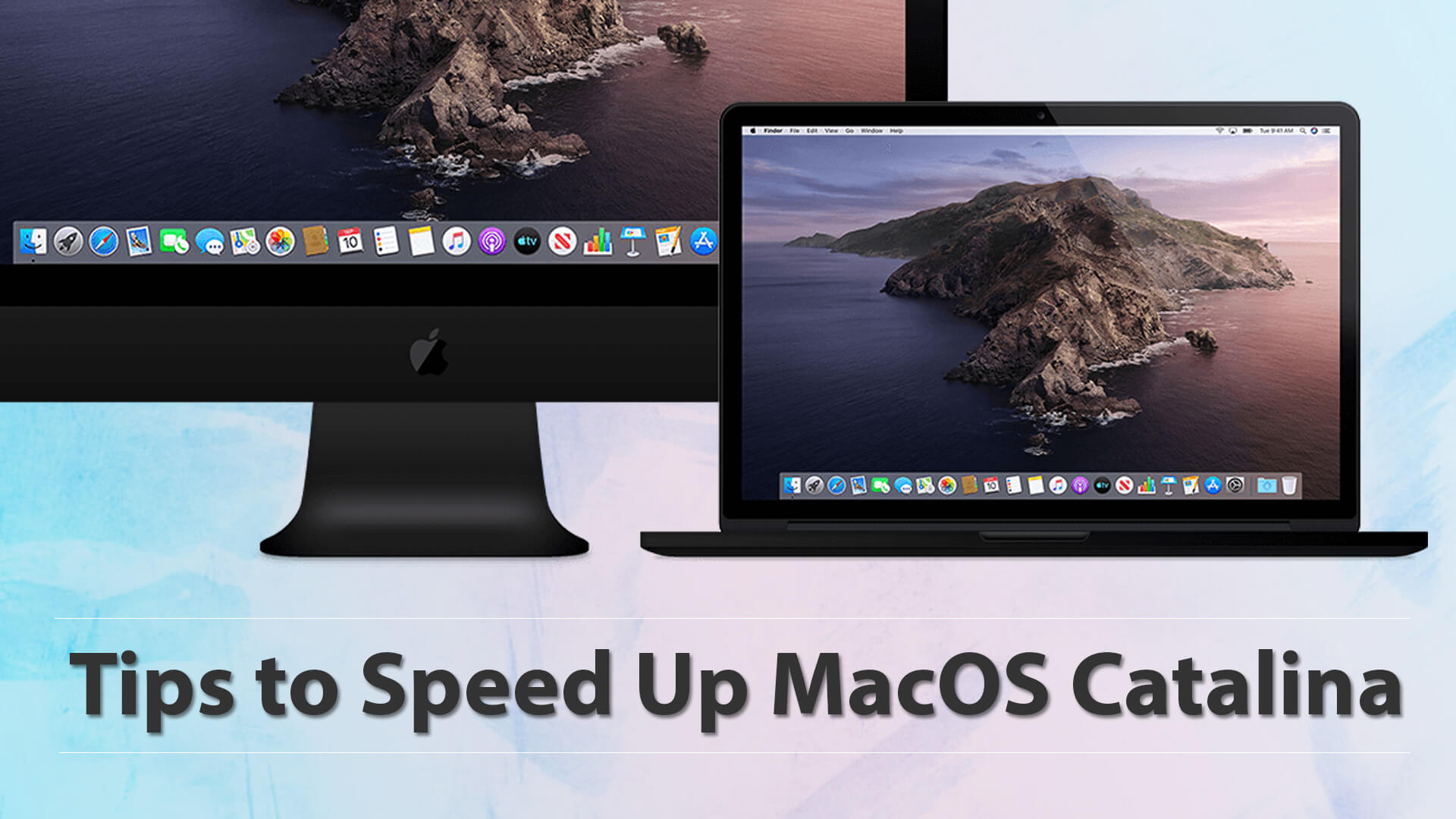 How to Speed Up macOS Catalina Running Slow