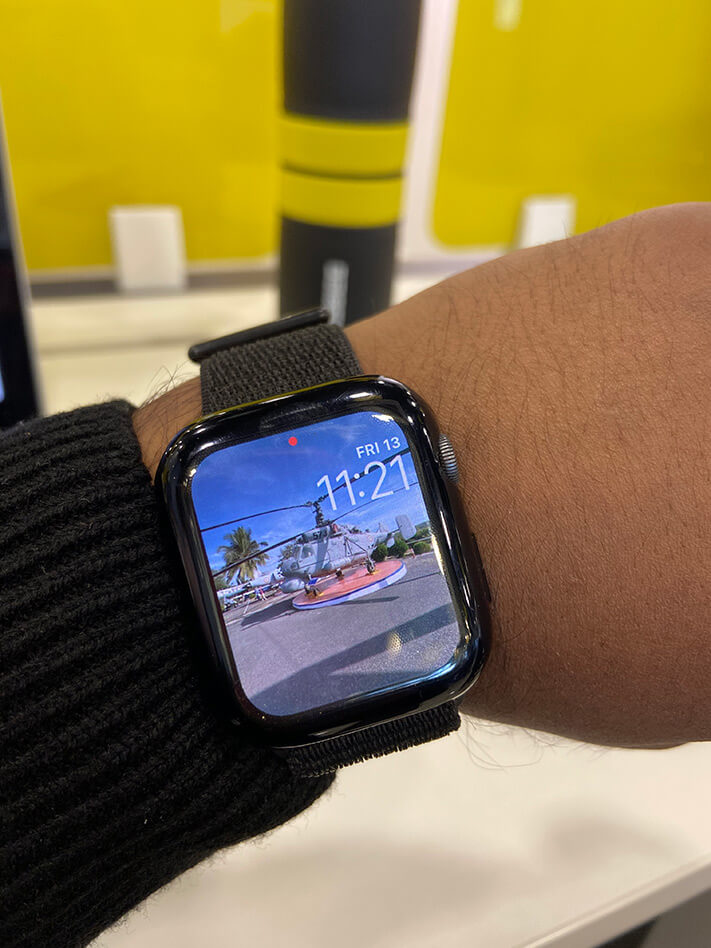 Add Your Photos to Apple Watch Face Using Photos App on iPhone
