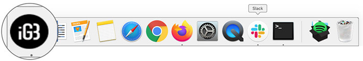 Change the Finder Dock Icon on Mac