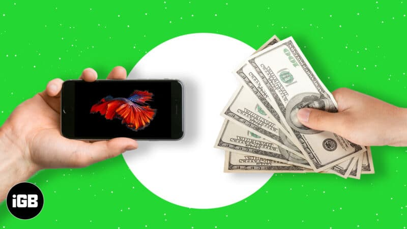 What to do before selling your old iPhone
