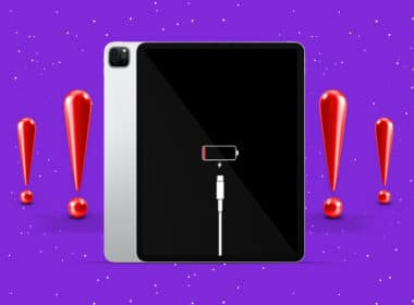 iPad Pro not charging