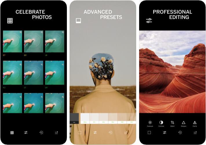VSCO Camera App for iPhone 11 Pro Max