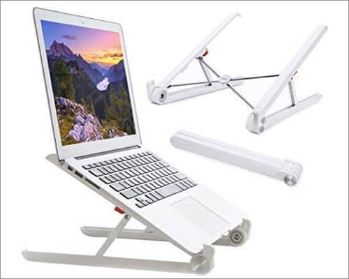 Elekin Adjustable Stand for MacBook Air