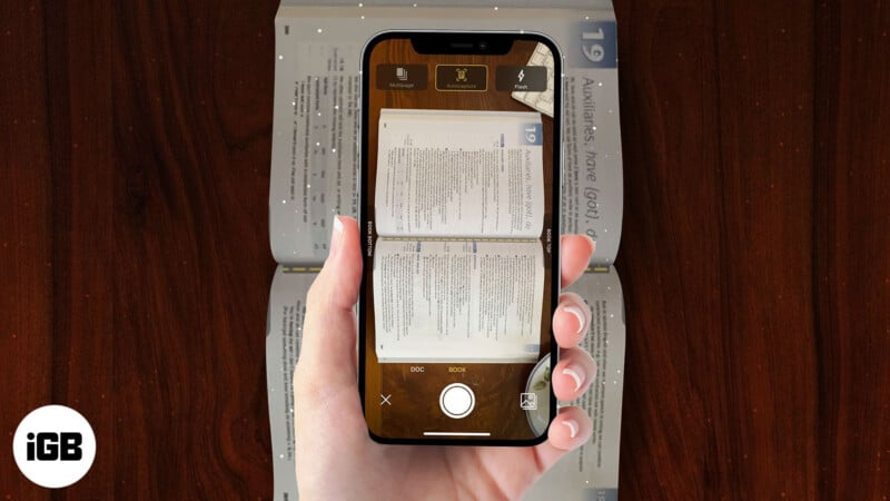 Best iPhone and iPad document scanner apps