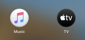 Open Apple Music App on Mac