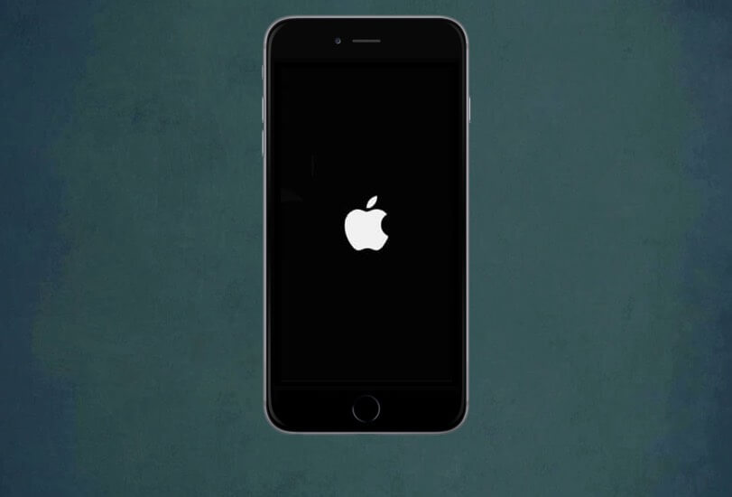Apple Logo Appears on iPhone 6s