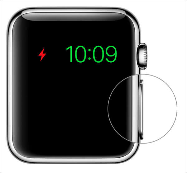 Disable Power Reserve Mode on Apple Watch