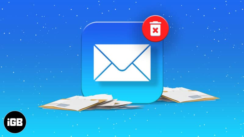 How to delete all emails at once on iPhone and iPad