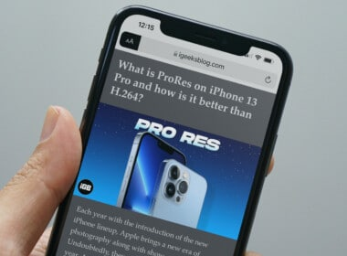 How to turn on Safari Reader View on iPhone