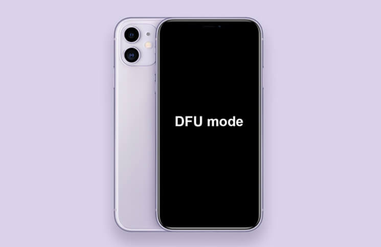 Put iPhone 11, 11 Pro, 11 Pro Max into DFU Mode