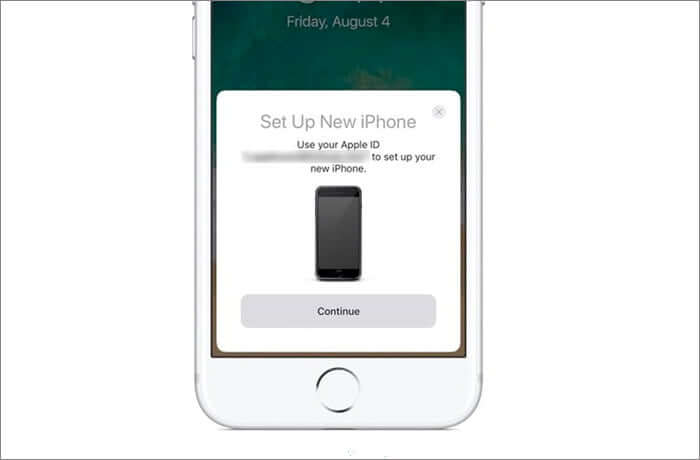 Use Quick Start to Transfer Your Data to New iPhone