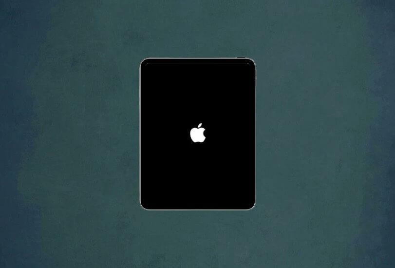 iPad Restarting