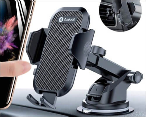 andobil car mount for iphone se 2020