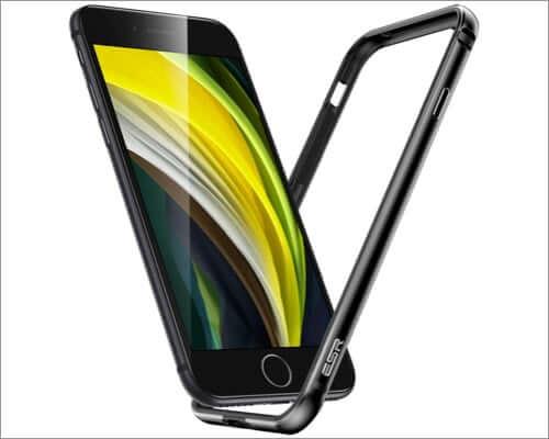 esr bumper case for iphone se 2020