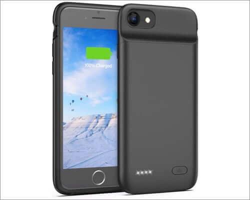 lonlif iphone se 2nd gen battery case