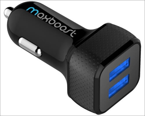 maxboost iphone se 2020 usb car charger