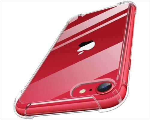 moko iphone se 2020 clear case