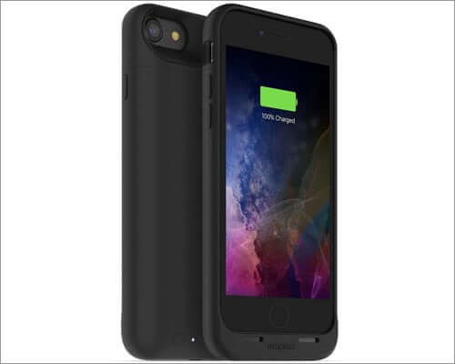 mophie iphone se 2020 protective battery case