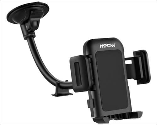 mpow iphone se 2020 car mount