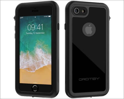 orotby waterproof case for iphone se 2020