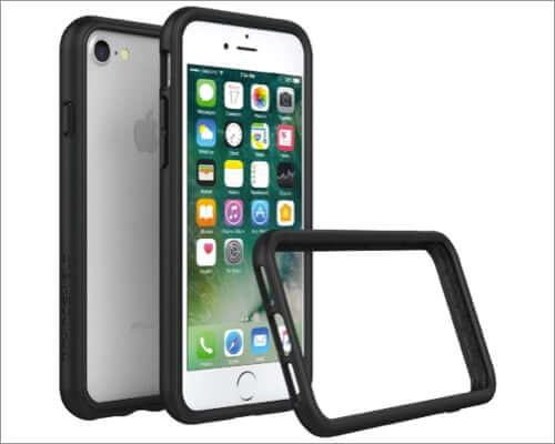 rhinoshield iphone se 2020 protective bumper case
